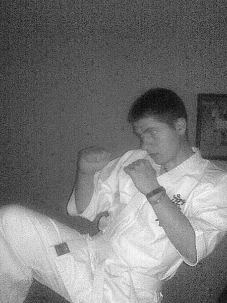 Spécialiste en arts martiaux sur Belfort