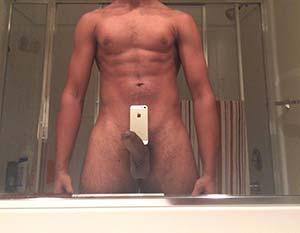 Agen 47000 : Selfie sur sexe en raide