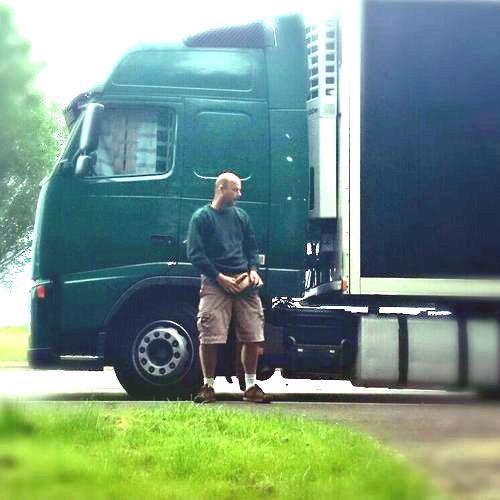 Camionneur baiseur en série partout en France