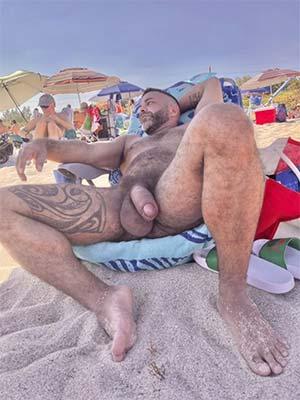 Viens sucer papa à la plage de L'Espiguette