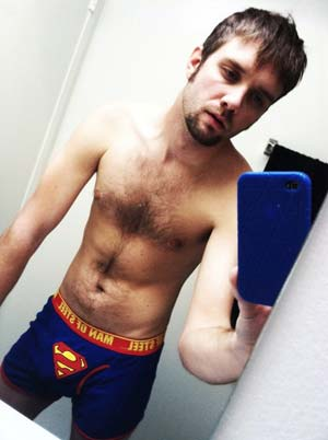 Superman de la bite pour te niquer