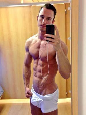 Bodybuilder gay à Nogent-sur-Marne 94