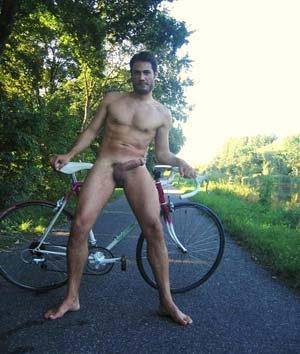 Cycliste homosexuel pervers à Rouen