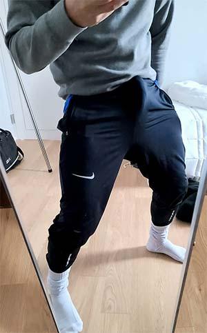 Homo fana de sportswear à Rochefort 17