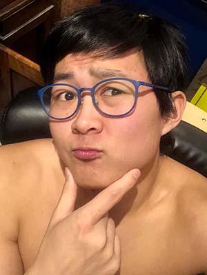 Asiatique gay avec verge TTBM