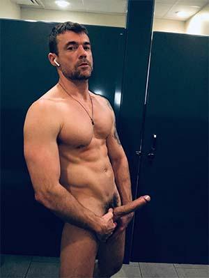 Keum 42 ans à la musculature impressionnante