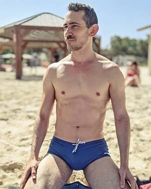 Amoureux gay fin-trentaine à Marignane